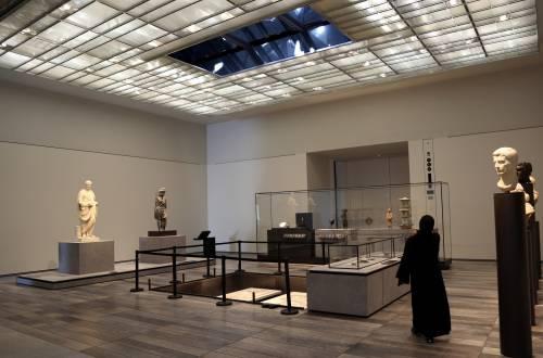 Louvre di Abu Dhabi, le immagini dell'interno 3