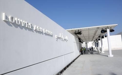 Louvre di Abu Dhabi, le immagini dell'interno 5
