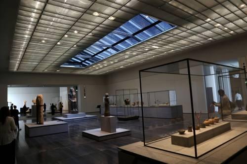 Louvre di Abu Dhabi, le immagini dell'interno 10