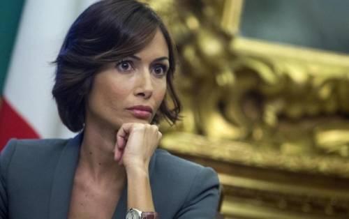 Mara Carfagna è il nuovo ministro per il Sud e la Coesione territoriale