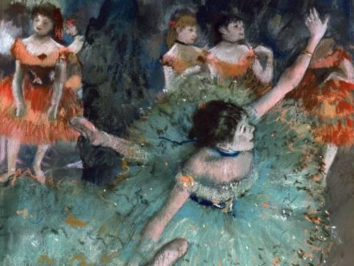 Irène Némirovsky danza sul cuore di una ballerina