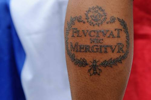 I tatuaggi dei sopravvissuti del Bataclan  3