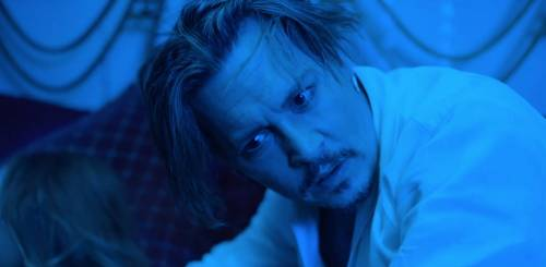 """Johnny Depp nella nuova clip """"hot"""" di Marilyn Manson 6"""