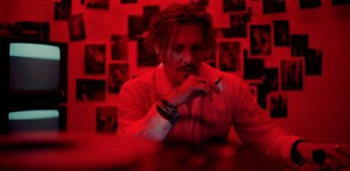 """Johnny Depp nella nuova clip """"hot"""" di Marilyn Manson 11"""