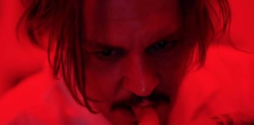 """Johnny Depp nella nuova clip """"hot"""" di Marilyn Manson 2"""