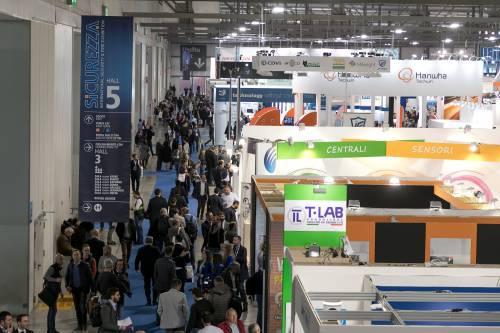 Sicurezza e Smart Building, oltre 25.500 i visitatori in Fiera