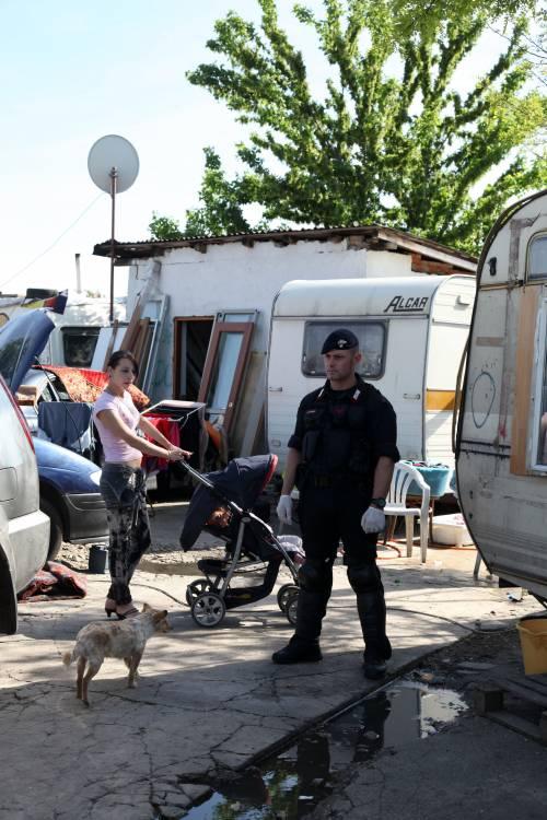 """""""I nomadi della Ue, rom e sinti, vivono come fossero nel terzo mondo"""""""