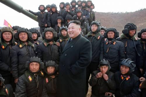 Nordcorea, Kim Jong-un lancia un nuovo missile