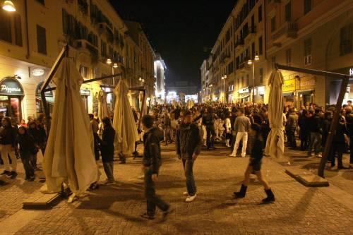 Stupro |  fermato  Bomba   Ecco chi è il  grande Re  della movida milanese