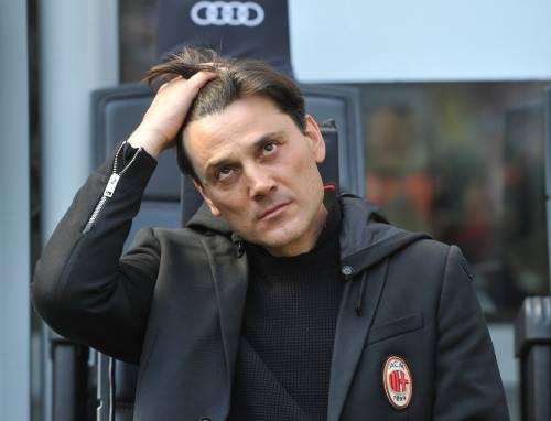 Montella punge Gattuso: Non l'ho mai sentito, ha toccato le mie competenze