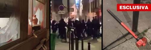 Parigi vieta il corteo anti islam. Ma black bloc liberi di distruggere