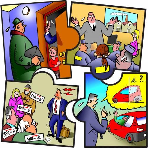 Poveri creditori: se farsi pagare diventa impossibile