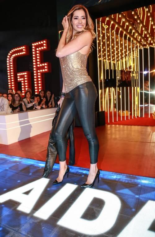 Calendario Aida Yespica.Aida Yespica Sexy Babbo Natale Al Gf Vip Ilgiornale It