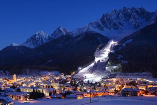 Da Cortina all'Alta Badia via libera sulle Dolomiti