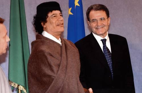 """E alla fine Prodi ammise: """"A Berlusconi hanno fatto pagare la Libia"""""""