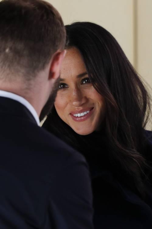 Principe Harry e Meghan Markle coppia felice 6