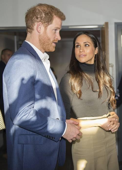 Principe Harry e Meghan Markle coppia felice 5