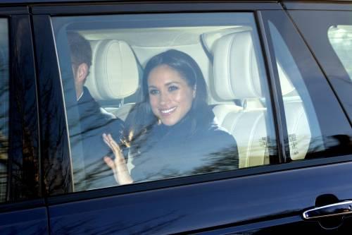 Principe Harry e Meghan Markle coppia felice 7