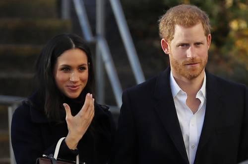 Principe Harry e Meghan Markle coppia felice 10