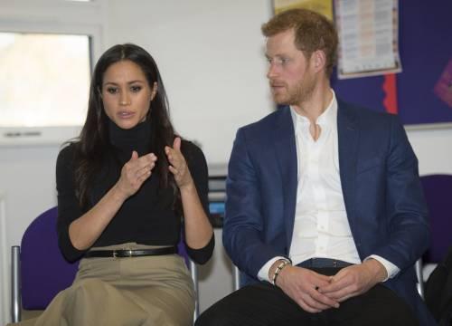Principe Harry e Meghan Markle coppia felice 9
