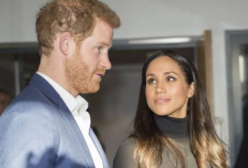 Principe Harry e Meghan Markle coppia felice 8