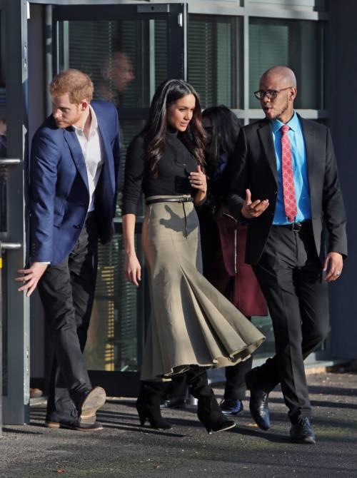Principe Harry e Meghan Markle coppia felice 11