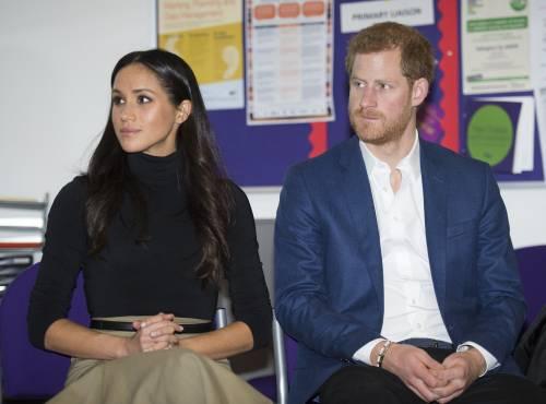 Principe Harry e Meghan Markle coppia felice 14