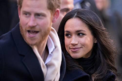 Principe Harry e Meghan Markle coppia felice 16