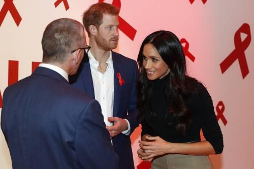 Principe Harry e Meghan Markle coppia felice 19