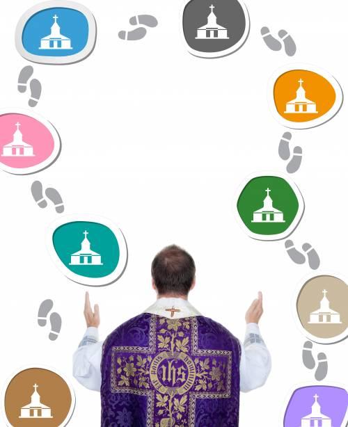 I preti non ci sono più: le parrocchie ai laici