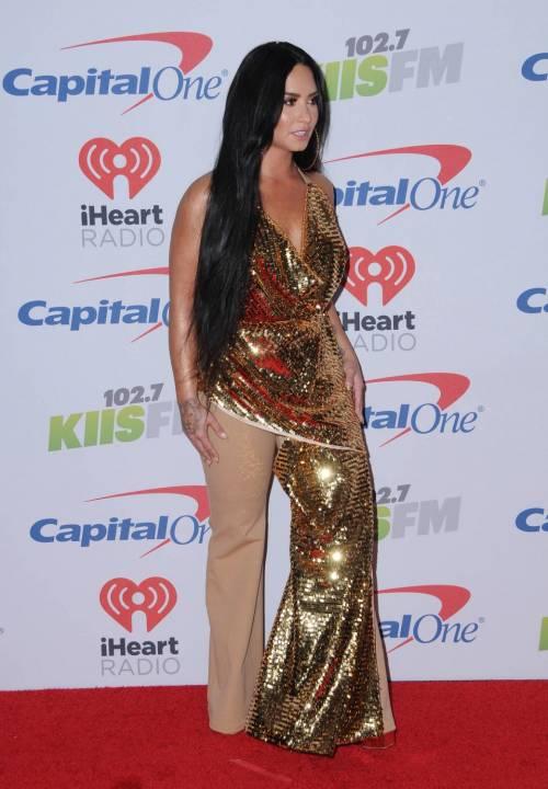 Demi Lovato, scatti sexy 20