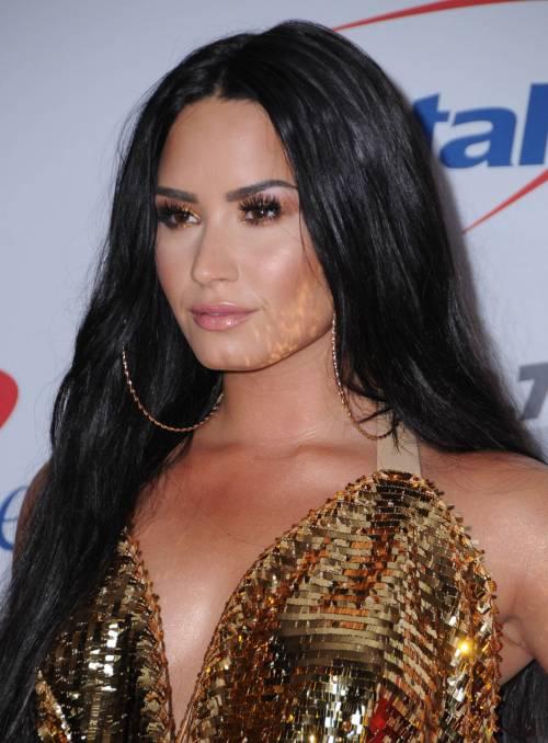 Demi Lovato, scatti sexy 4