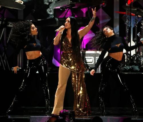Demi Lovato, scatti sexy 7