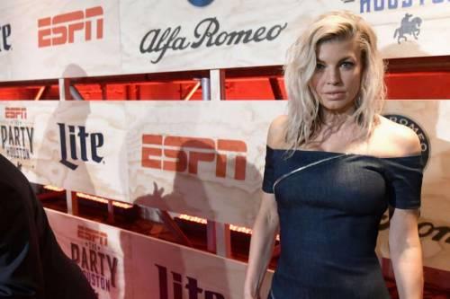 Fergie, immagini sexy 11