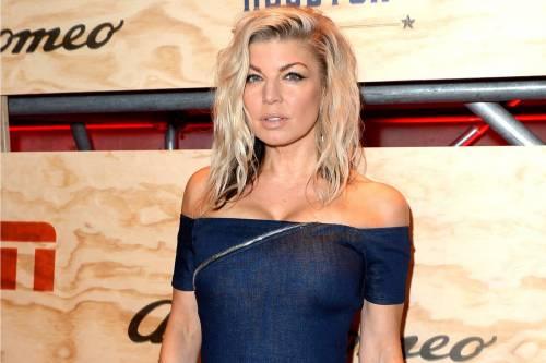 Fergie, immagini sexy 13