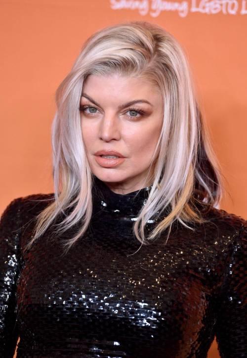 Fergie, immagini sexy 9