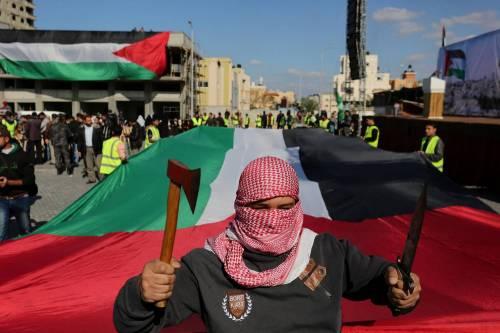Proteste a Gaza nel Giorno della rabbia 4