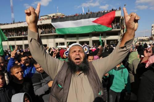 Proteste a Gaza nel Giorno della rabbia 6