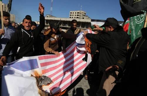 Proteste a Gaza nel Giorno della rabbia 8
