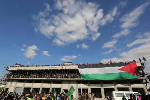 Proteste a Gaza nel Giorno della rabbia 10