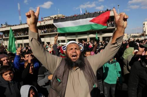 Proteste a Gaza nel Giorno della rabbia 11