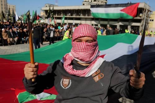 Proteste a Gaza nel Giorno della rabbia 5