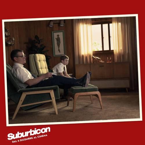 """Il film del weekend: """"Suburbicon"""""""
