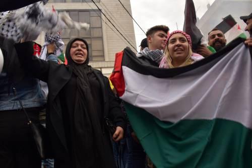 Scontri a Beirut su Gerusalemme capitale 10