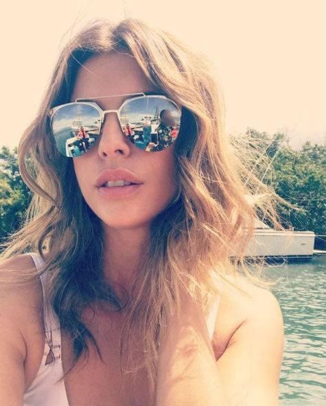 Elisabetta Canalis/Instagram