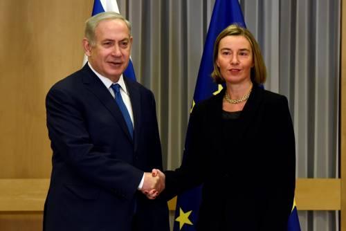"Gerusalemme capitale, Mogherini: ""L'Ue non seguirà Trump"""