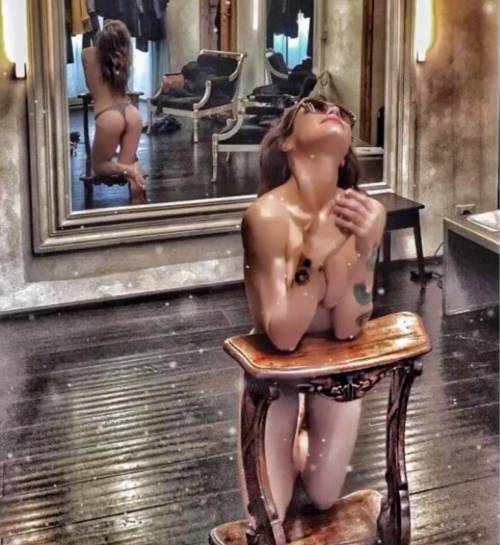 Naike Rivelli, scatti hot su Instagram 6