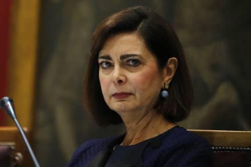 La Boldrini apre all'utero in affitto, ma è scontro interno a Leu