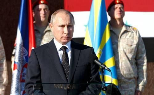 La linea Putin per fermare i terroristi