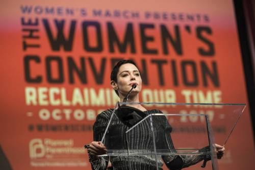 Rose McGowan contro Meryl Streep per le molestie di Weinstein